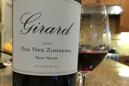 Girard old vine