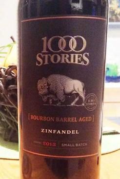 1000 Stories Zinfandel