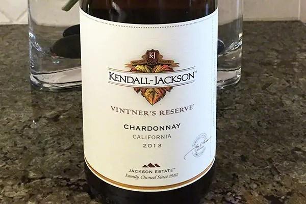 Kendall-Jackson Vinter's Reserve Chardonnay