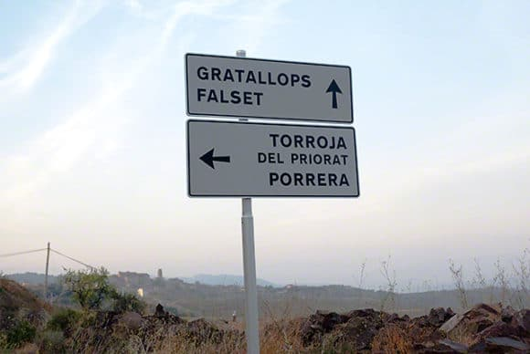 On our Priorat road trip in 2013