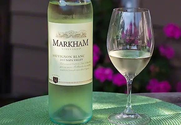 markham napa valley sauvignon blanc