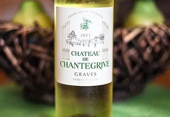 Chateau De Chantegrive White Graves