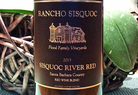 Rancho Sisquoc River Red