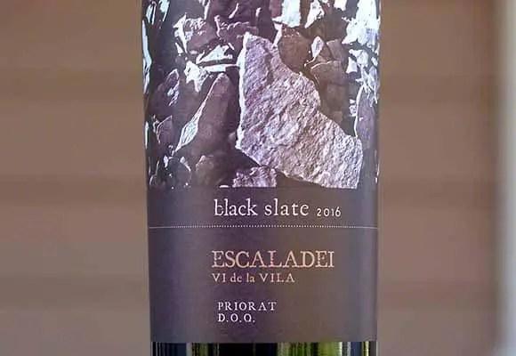 Black Slate Escaladei 2016