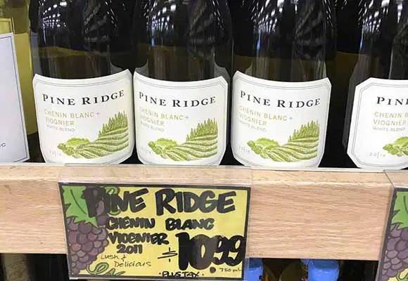 Pine Ridge Chenin Blanc
