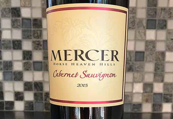 Mercer Cabernet Horse Haven Hills