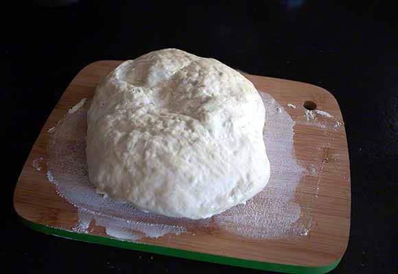make your own pizza dough
