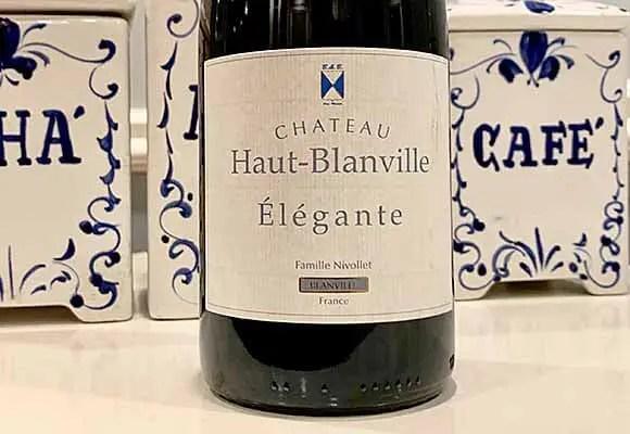 Chateau Haut Blanville Eleganté 2016