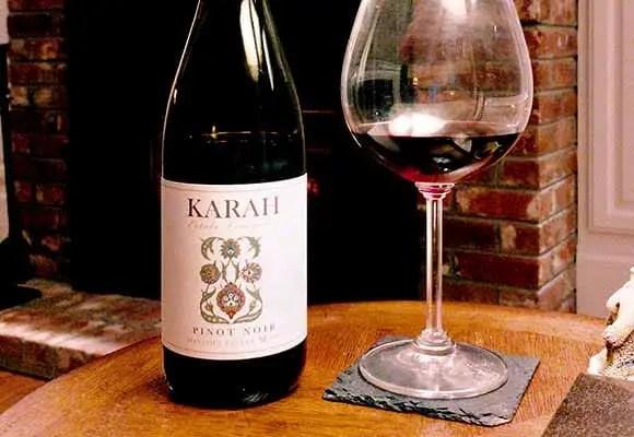 Karah Pinot Noir Sonoma Coast