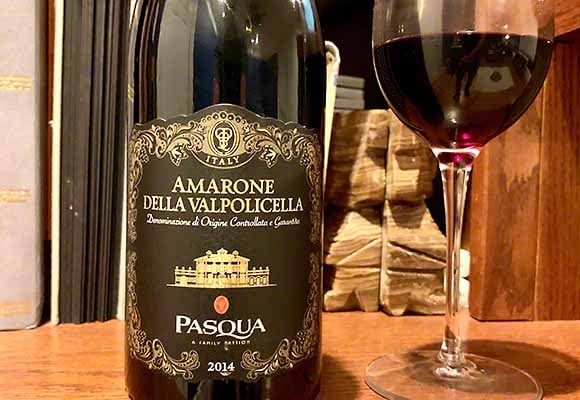 Have you tried the 2014 Pasqua Pasqua Amarone Della Valpolicella