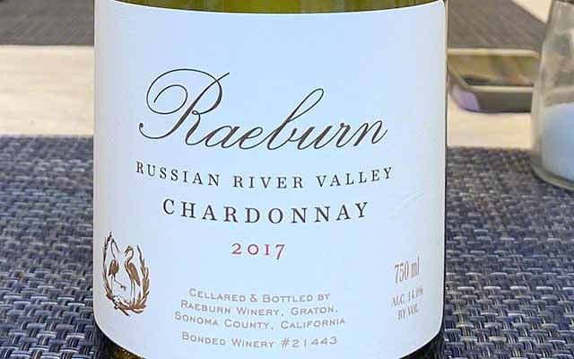 Raebirm Russian River Valley Chardonnay 2017