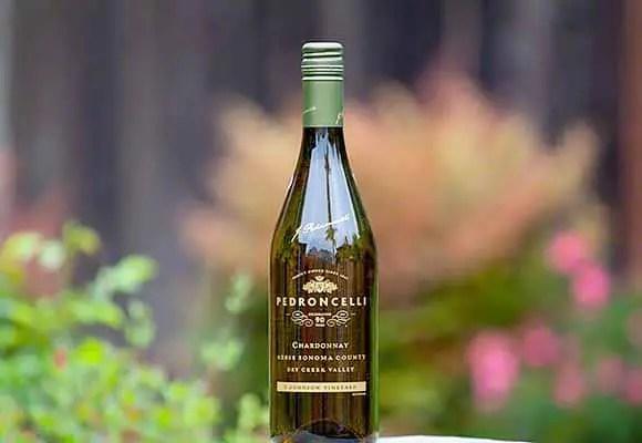 Pedroncelli P Johnson Vineyard Chardonnay 2018
