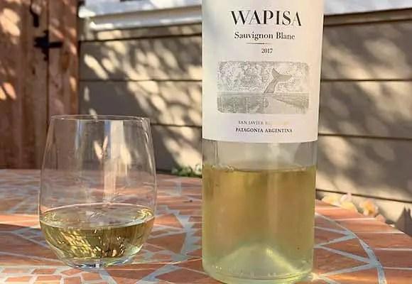 2017 Wapisa Sauvignon Blanc