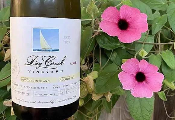 Dry Creek Vineyard Chenin Blanc