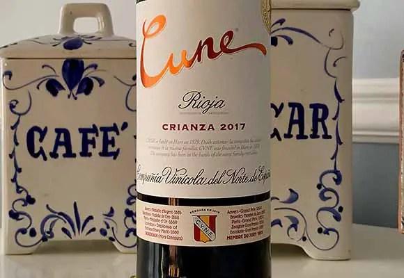 Cune Crianza 2017 review