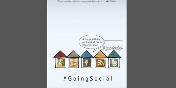 GoingSocial Social Media for Churches Book Cover