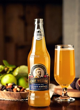 Henry Westons – Cloudy Vintage Medium Dry – Review