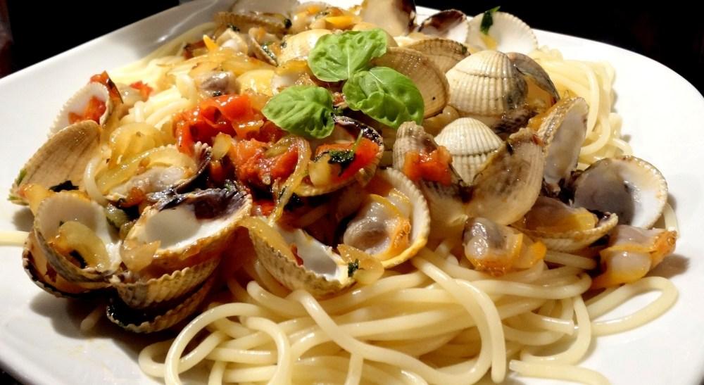 Cucina italiana #2 : Spaghetti alle vongole