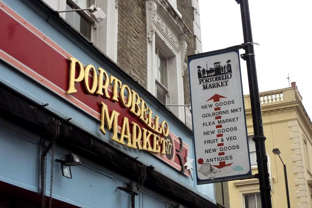 London : Portobello market (5/6)