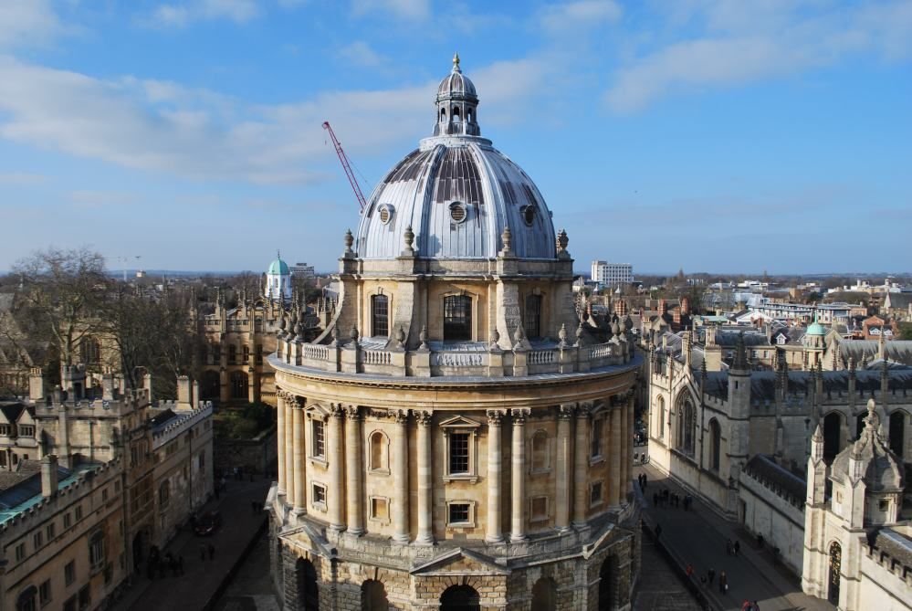 A sunny day in Oxford (6/6)