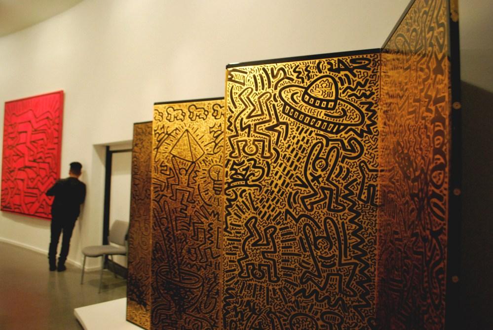 Keith Haring @MAM, Paris (6/6)