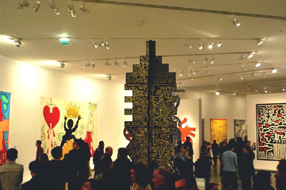 Keith Haring @MAM, Paris (3/6)
