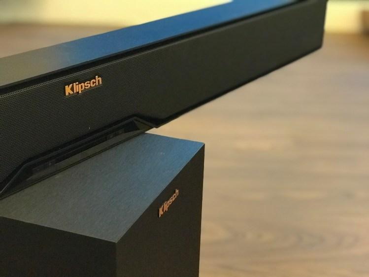 美國知名Klipsch音響,高中音SoundBar搭配專利Tractrix擴散號角