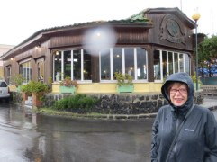 Great restaurant and happy to find it in bad weather.