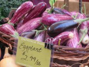 I miss Italian pricing. This is a ridiculous proce for eggplant.