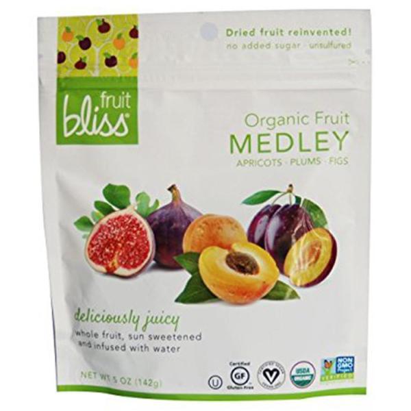 Fruit Bliss - Dried Fruit Medley ( 6 - 5 oz bags) %count(alt)