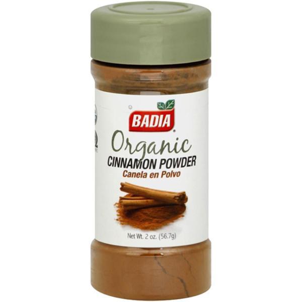 Badia Spices - Organic Cinnamon Ground Spice ( Case of 12 - 2 OZ) %count(alt)