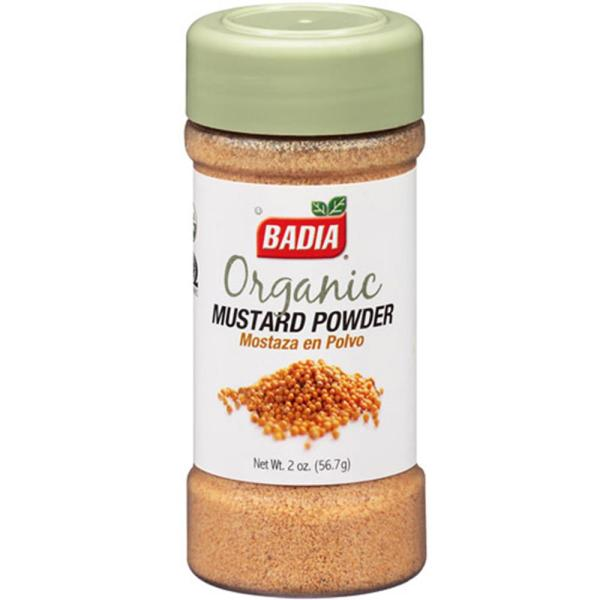 Badia Spices - Organic Mustard Powder (Case of  12 - 2 OZ) %count(alt)