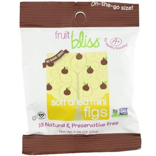 Fruit Bliss - Dried Mini Figs ( 12 - 1.76 oz bags) %count(alt)