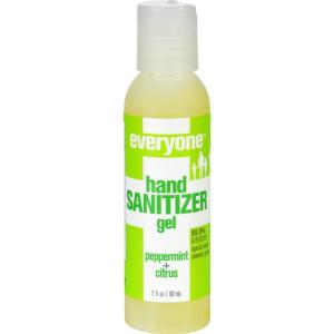 Peppermint Hand Sanitizer Gel