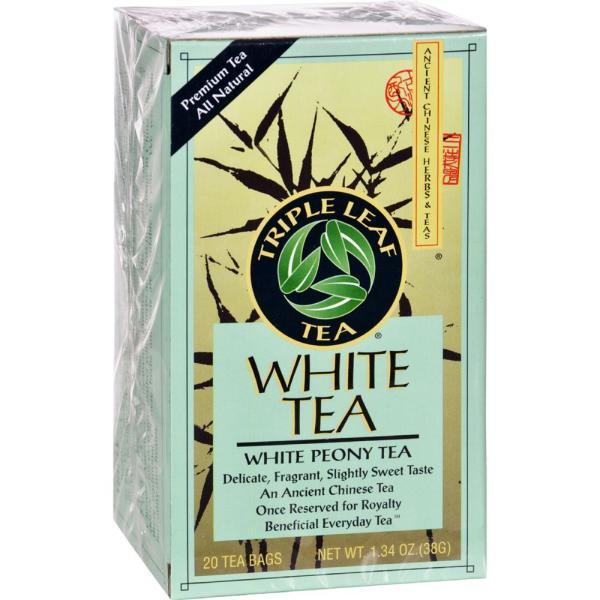 Triple Leaf Tea - White Tea ( 6 - 20 BAG) %count(alt)