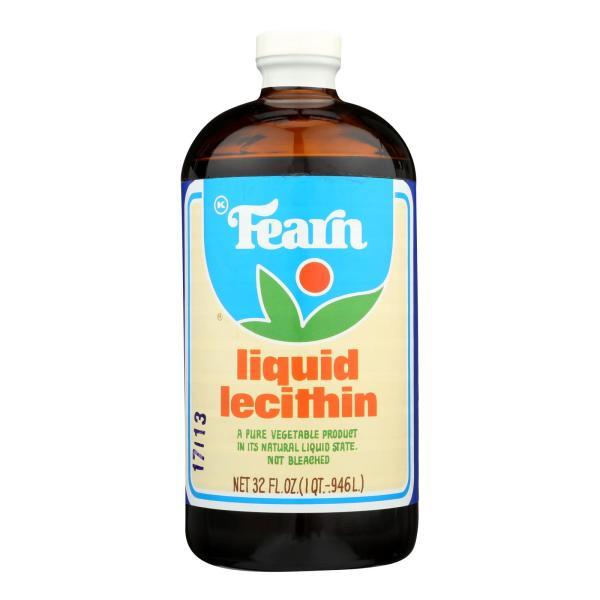 Fearn Liquid Lecithin - 32 fl oz %count(alt)