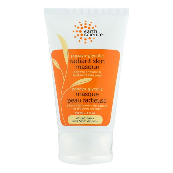 Earth Science Papaya-Glycolic Gentle Skin Peel - 4 fl oz %count(alt)