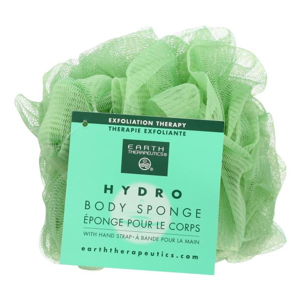 Earth Therapeutics Hydro Body Sponge with Strap %count(alt)