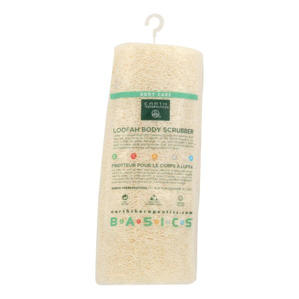 Earth Therapeutics Loofah Body Scrubber - 1 Loofah %count(alt)