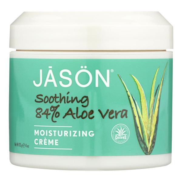 Jason Ultra-Comforting Aloe Vera Moisturizing Creme - 4 oz %count(alt)