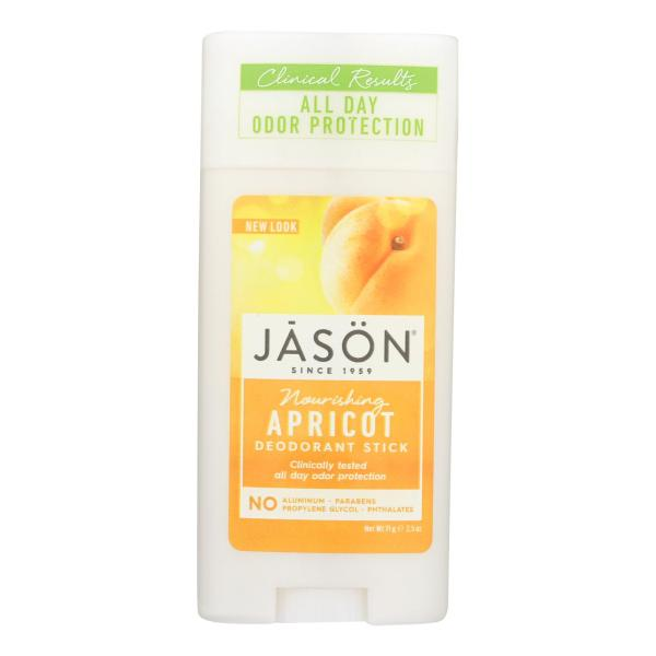 Jason Deodorant Stick Nourishing Apricot - 2.5 oz %count(alt)