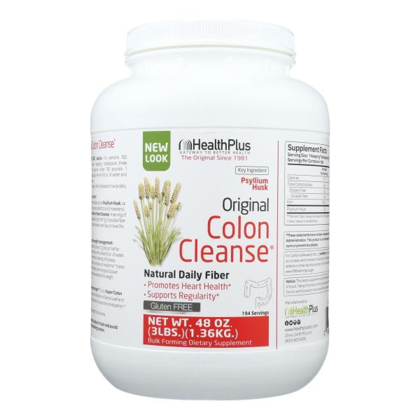 Health Plus - The Original Colon Cleanse - 3 lbs %count(alt)