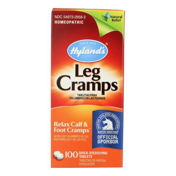 Hyland's Leg Cramps - 100 Quick Disolving Tablets %count(alt)