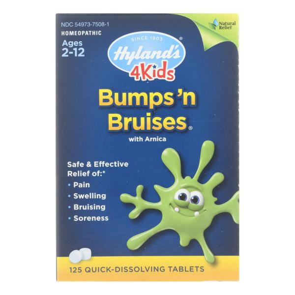 Hyland's Bumps'n Bruises With Arnica - 125 Tablets %count(alt)