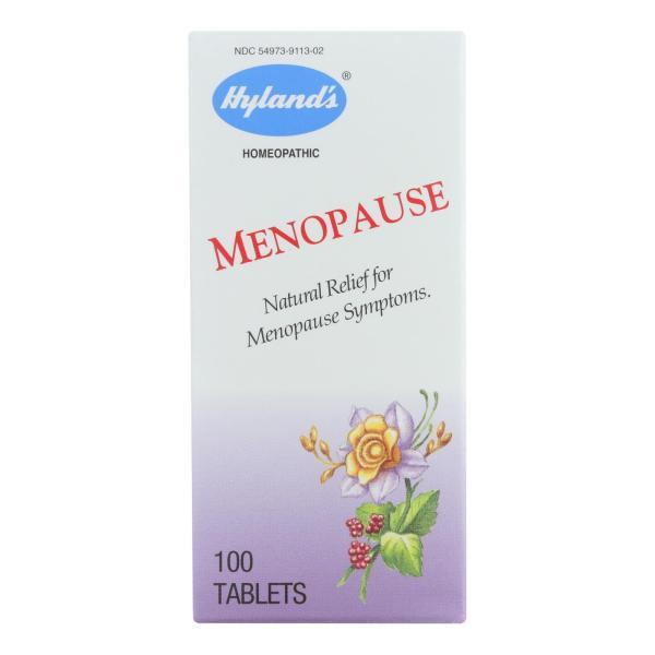 Hyland's Menopause - 100 Tablets %count(alt)