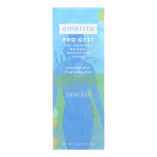 Emerita Pro-Gest Cream - 4 oz %count(alt)