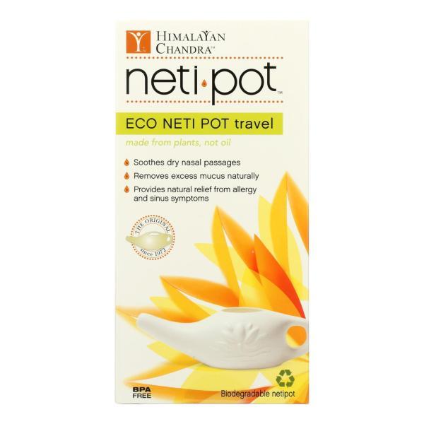 Himalayan Institute Neti-Wash Eco Neti Pot Nonbreakable - 1 Pot %count(alt)