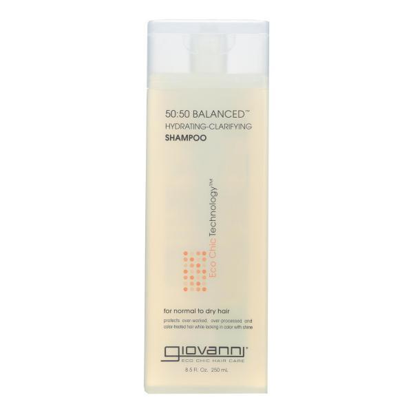 Giovanni 50:50 Balanced Shampoo - 8.5 fl oz %count(alt)