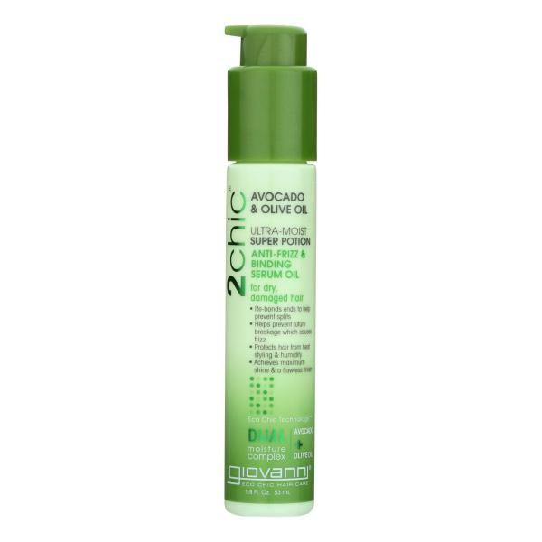 Giovanni Hair Care Products Super Potion - 2Chic Avocado - 1.8 oz %count(alt)