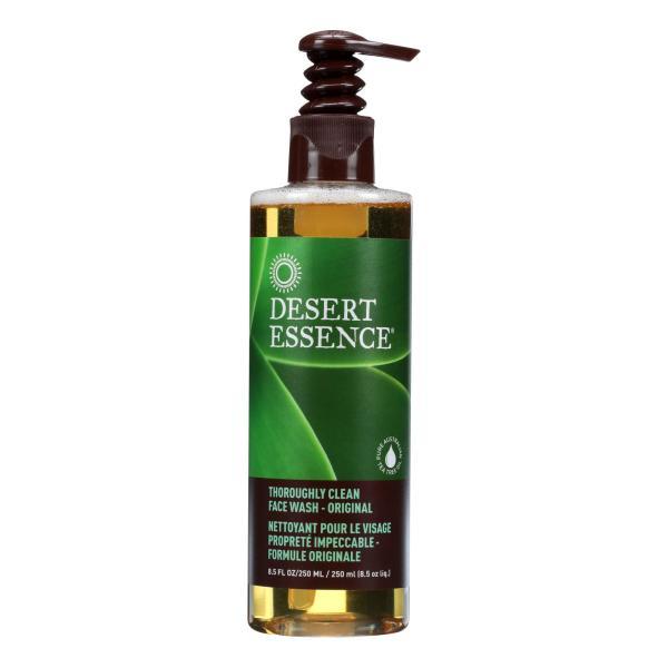 Desert Essence - Thoroughly Clean Face Wash - Original - 8.5 fl oz %count(alt)